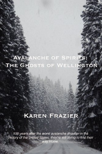 9780984163212: Avalanche of Spirits: The Ghosts of Wellington