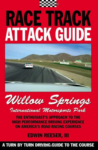 9780984172412: Race Track Attack Guide - Willow Springs