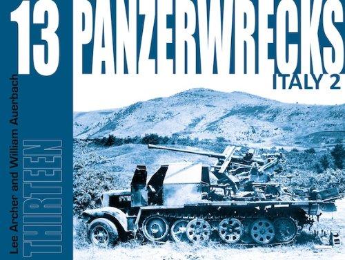 9780984182077: Panzerwrecks 13 - Italy 2