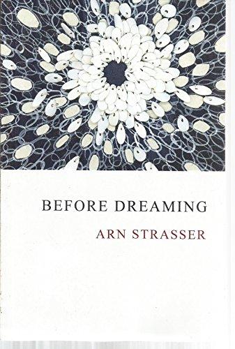 Before Dreaming: Strasser, Arn