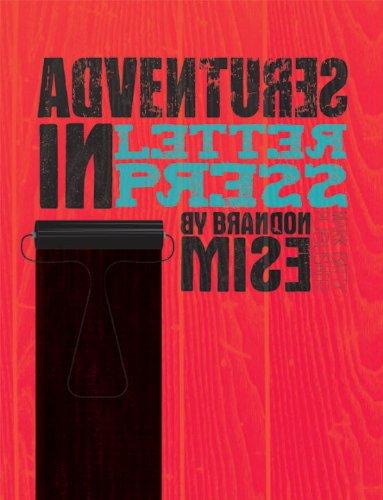 9780984190645: Adventures in Letterpress