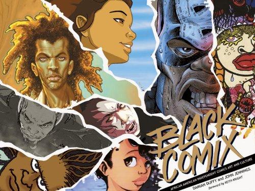 9780984190652: Black Comix: African American Independent Comics, Art and Culture