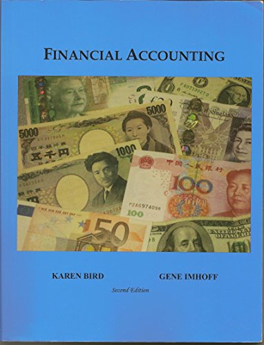 Financial Accounting Volume 2: Karen Bird &