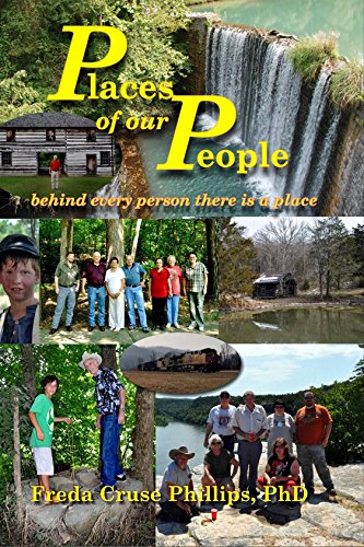9780984211111: Places of our People: Behind Every Person There is a Place