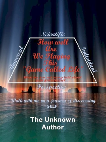"""How Well Are We Playing This """"Game: The Unknown Author"""