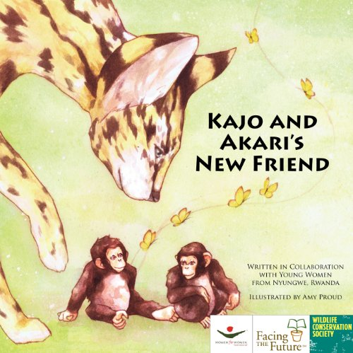 9780984214631: Kajo and Akari's New Friend (The Endangered Species, Empowered Communities Project)