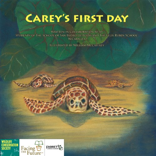 9780984214679: Carey's First Day (The Endangered Species, Empowered Communities Project)