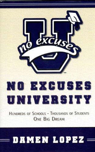 No Excuses University; Hundreds of Schools, Thousands of Studentss, One Big Dream: Damen Lopez