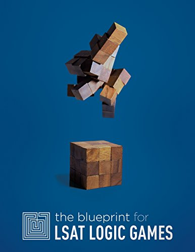 The blueprint for lsat logic games abebooks the blueprint for lsat logic games blueprint lsat preparation malvernweather Gallery