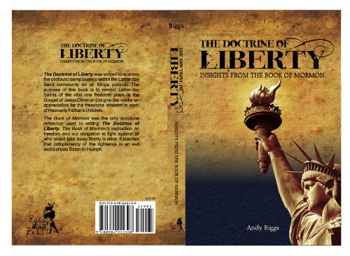 9780984222308: The Doctrine of Liberty: Insights From The Book Of Mormon