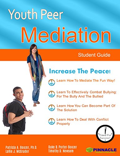 9780984232819: Youth Peer Mediation Student Manual