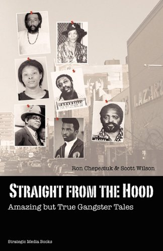9780984233335: Straight from the Hood: Amazing but True Gangster Tales