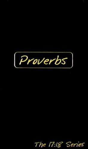 The Book of Proverbs: Robert M., Jr. Wynalda