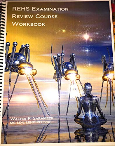 9780984254538: REHS Examination Review Course Workbook