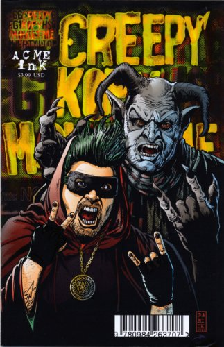 9780984263707: Creepy KOFY Movie Time Comic (Volume 1)