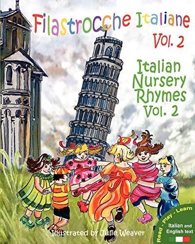 9780984272334: Filastrocche Italiane Volume 2 - Italian Nursery Rhymes Volume 2