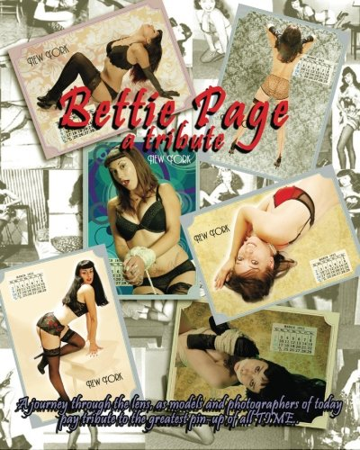 9780984279258: BETTIE PAGE a TRIBUTE