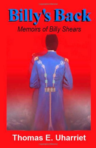 9780984292509: Billy's Back: Memoirs of Billy Shears