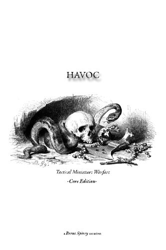 9780984303700: Havoc: Tactical Miniature Warfare