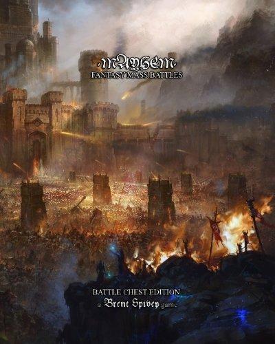 9780984303717: Mayhem: Fantasy Mass Battles