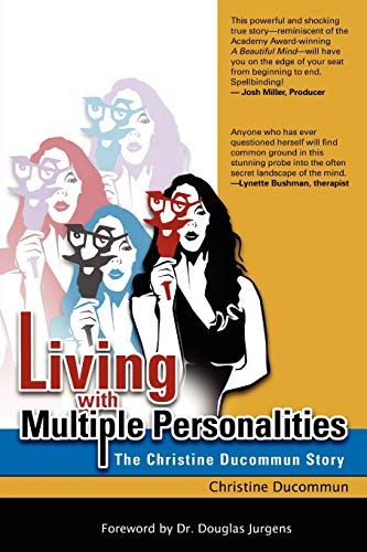 9780984308156: Living with Multiple Personalities: The Christine Ducommun Story