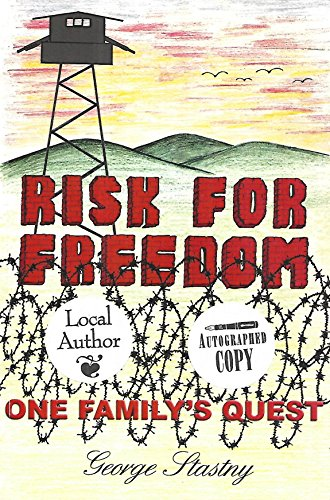 9780984313228: Risk for Freedom: One Family's Quest