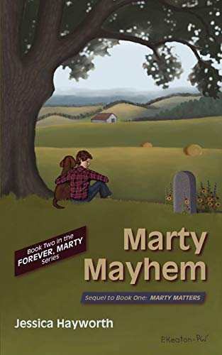 Marty Mayhem: Jessica Hayworth