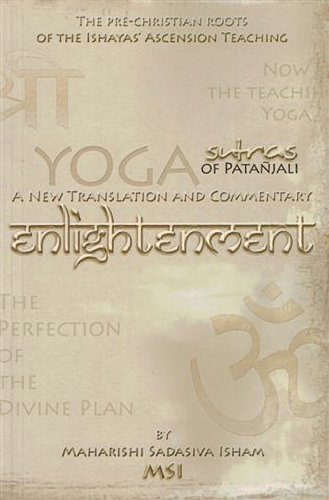 9780984323319: Enlightenment: The Yoga Sutras of Patanjali: A New Translation and Commentary