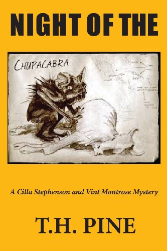 9780984323920: Night of the Chupacabra