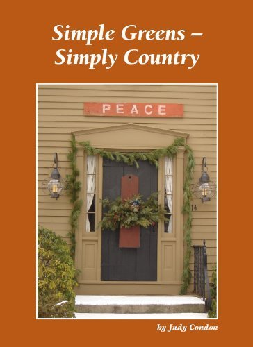 Simple Greens - Simply Country: Judy Condon
