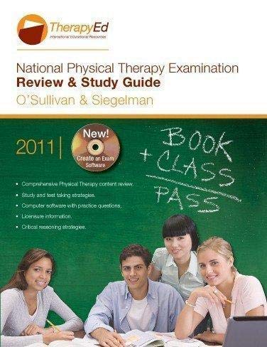 National Physical Therapy Examination Review Study Guide