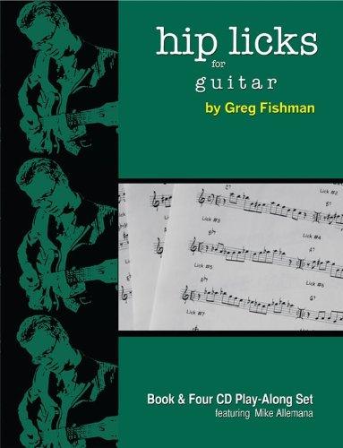 9780984349296: Hip Licks for Guitar