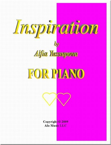 9780984351701: Inspiration for Piano