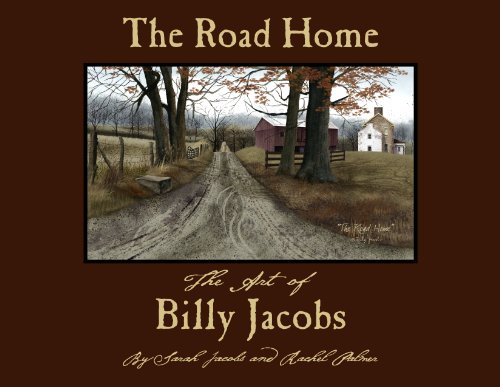 9780984357000: The Road Home - The Art of Billy Jacobs