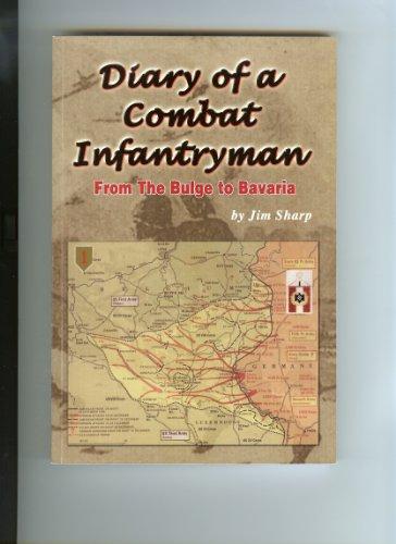 9780984358519: Diary of a Combat Infantryman