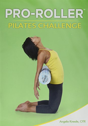PRO-ROLLERTM Pilates Challenge (8209): Angela Kneale