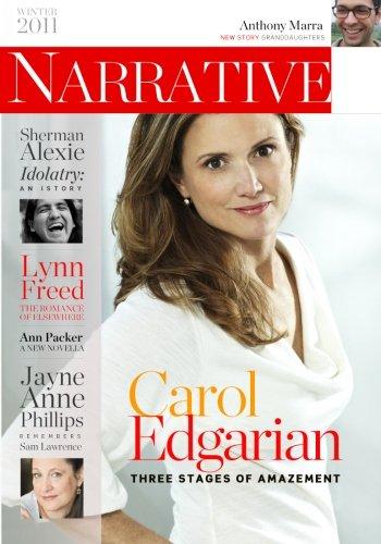 9780984381623: Narrative Magazine Winter Issue 2011