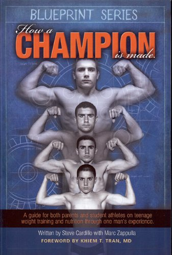 How a Champion is Made (Blueprint Series): Cardillo, Stephen