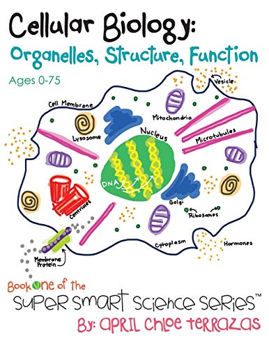 Cellular Biology: Organelles, Structure, Function (Paperback) 9780984384839 Cellular Biology: Organelles, Structure and Function covers the basics of biology on a cellular level, specialized in text for emergent