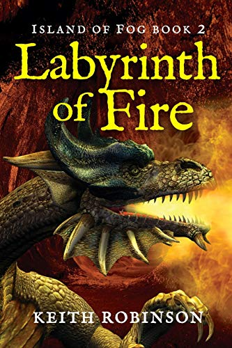 9780984390618: Labyrinth of Fire (Island of Fog, Book 2)