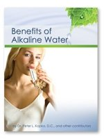 Benefits of Alkaline Water: Kopko, D.C. Dr. Peter L.