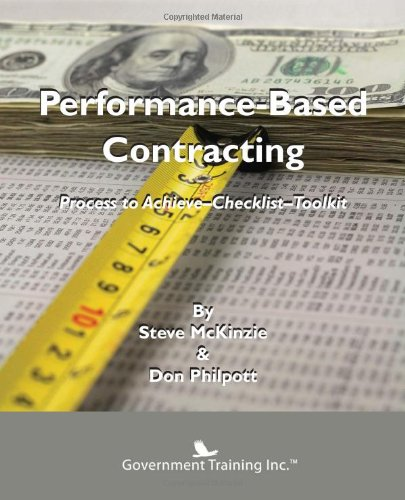 Performance-Based Contracting: Steve McKinzie
