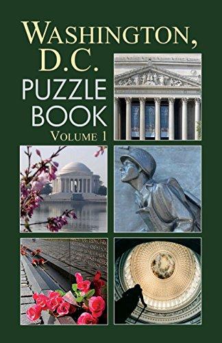 9780984415601: Washington, D.C. Puzzle Book