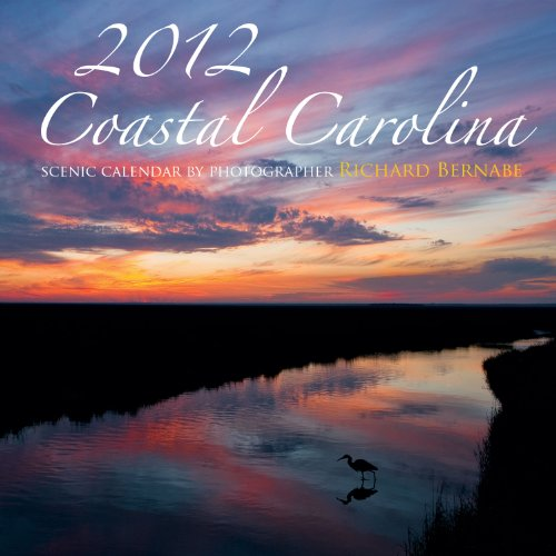 2012 Coastal Carolina Wall Calendar: Mountain Trail Press