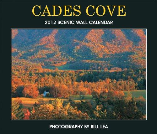 2012 Cades Cove Deluxe Wall Calendar: Mountain Trail Press