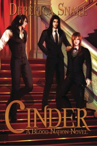 9780984422944: Cinder: A Blood Nation Novel