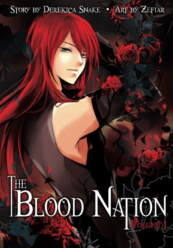 9780984422982: The Blood Nation: Volume 1