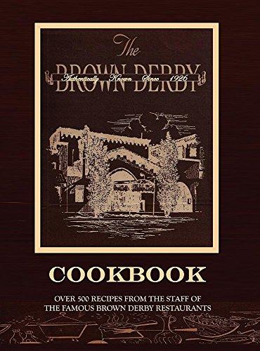 The Brown Derby Cookbook: Cobb, Robert H.