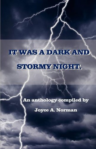 9780984431977: It Was a Dark and Stormy Night.