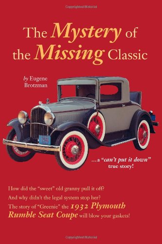 9780984441341: The Mystery of the Missing Classic